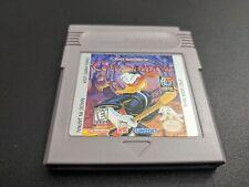 Maui Mallard in Cold Shadow Nintendo Game Boy Original NRMT cond cart authentic