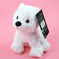 "GAME OF THRONES Direwolf Ghost Cub 9"" Plush Toy Animals Wolf Kids Birthday Gift"