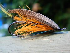 Thunder and lightning spey fly (fully dressed) for Atlantic Salmon / Steelhead