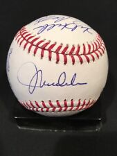 2017 Chicago Cubs Team Signed Baseball Bryant Zobrist Heyward Maddon Lackey ~JSA