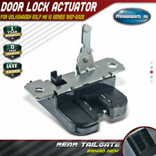 Door Lock Actuator Rear Boot Tailgate for VW Golf MK 4 Hatchback 1J6827505B
