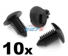 10x 7mm clips de árbol de abeto-Bota Interior, clips de panel guarnecido y tableros, Toyota