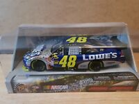Jimmie Johnson Lowes 2010 Champion Homestead Race Version Winners Circle MA 1/24