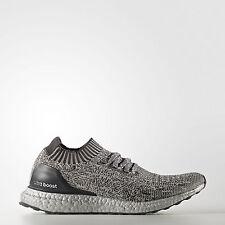Adidas Ultra Boost Super Silver Uncaged Grey Metallic (BA7997) 9.5 Running Shoes