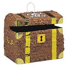 Unique Party - 6763 Pinata coffre de Trésor Pirate