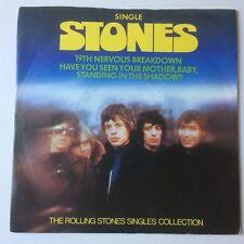 "ROLLING STONES:"" 19TH NERVOUS BREAKDOWN ""ON uk decca (Stone 8)"
