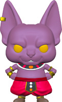 FUNKO POP! = ANIMATION - DRAGON BALL SUPER - CHAMPA FLOCKED - NOW AVAILABLE