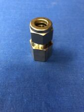 "Swagelok SS-600-7-4 Tube Fitting, Female Connector, 3/8"" Tube OD x 1/4"" NPT"