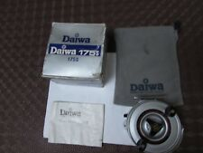 A1 stunning unused vintage daiwa 175S mooching fishing reel boxed etc