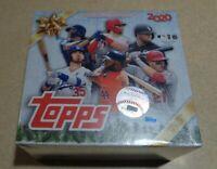 ⚾️⚾️2020 Topps Holiday MLB Baseball Sealed Mega Box, Walmart Exclusive 🔥🔥🔥🔥