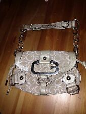 """⭐️NWT⭐️AUTHENTIC⭐️GUESS """"G"""" Print Design With Snake Skin & Leopard bag/purse"""