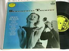 ZIGGY ELMAN and his Orchestra Sentimental Trumpet MGM mono dg LP