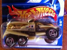 HOT WHEELS: 2002-140 xs- ive - MINT ON  CARD