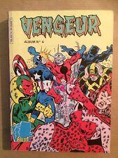 VENGEUR (Arédit Marvel) - Album n° 4 : T10/T11/T12