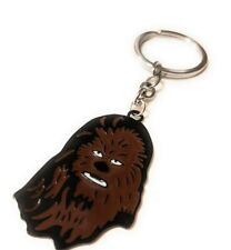 Star Wars Chewbacca Figurine metal replica Keychain collectible cosplay force