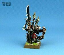 25mm Warhammer WGS painted Skaven Lord Skrolk SK005