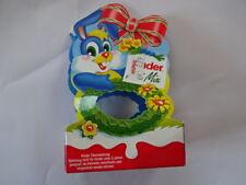 """Ferrero 1er Pack """" Ostern - Kinder Mix  Hase mit Korb und Blumen -  ohne Inhalt"""