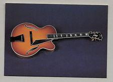 card - 1985 D'Aquisto Excel - guitar card series 2 #14