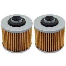 2pcs Oil Filter for YAMAHA SR250 SRX600 XT600 XT250 XC200 FZR250 XC250ZC BW350