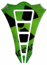 CUSCINETTO SERBATOIO 3d radioactive Green 500241 universalmente corrispondente SERBATOIO MOTO PROTEZIONE