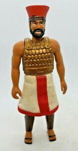 "Bible Greats David and Goliath Goliath 4"" Figure Rainfall Toys 522821 1991"