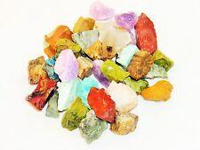 Madagascar Stone Mix 2 lb Lot Zentron Crystals Tumbling