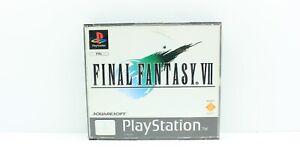 Final Fantasy VII 7 ( Playstation 1, 1997) N