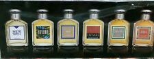 GENTLEMAN'S COLLECTION BY ARAMIS 6 PIECE GIFT SET WITH HAVANA JHL SPLASH 7ML NEW