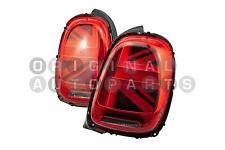 NEU Original MINI Rückleuchten UNION JACK Rückleuchten LED F55 F56 F57 Cooper