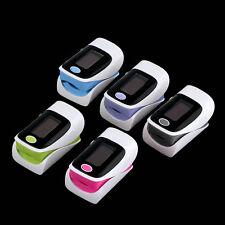 Digital OLED Fingertip Pulse Oximeter RZ001 SPO2 Pulse Rate Oxygen Monitor DE