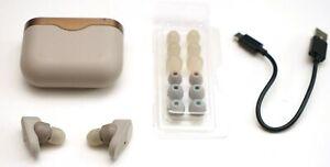 SONY WF-1000XM3 True Wireless Noise Canceling In-Ear Headphones SILVER 1000XM3/S
