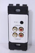NetStreams Digilinx Ap500 Audio Port (White)