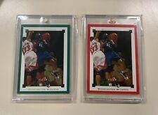 2002-03 Fleer Premium Star Rubies /100 /300 Michael Jordan #SR82 #EM82 Rare