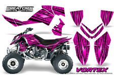 POLARIS OUTLAW 450 500 525 2006-2008 GRAPHICS KIT CREATORX DECALS VORTEX BP