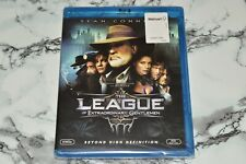 New - The League Of Extraordinary Gentlemen (Blu-Ray) - Sean Connery