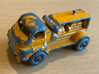 Matchbox Moko Lesney No 28a Bedford 'S' type Compressor Truck