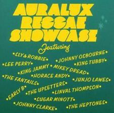 Auralux Reggae Showcase [Audio Cd] Auralux Reggae Showcase (Luxx007Cd)