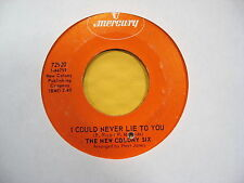 New Colony Six - I Could Never Lie To You - Just Feel Worse - 45 (Inv1005)
