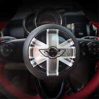 Steering Wheel Cover For Mini Cooper Clubman Countryman Hatchback Hardtop A01