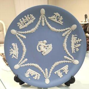 Wedgewood Jasperware Cupids Collectors Cabinet/Display Plate