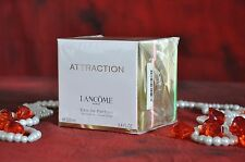 Lancome Attraction EDP 100ml., Discontinued, NEW in Box, Sealed