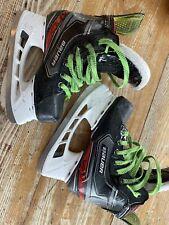 Bauer Vapor x2.9 Youth Hockey Skates Size 1 D (skate Size)