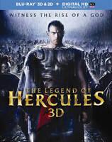 Legend of Hercules [Blu-ray] Blu-ray