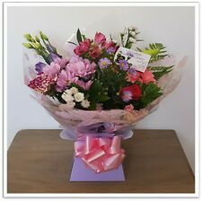 FRESH REAL FLOWERS Delivered UK Florist Choice Bouquet Free Flower Delivery
