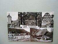 Ansichtskarte Zell am Harmersbach Schwarzwald 1955