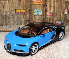Bugatti Chiron 1:24 Scale Die-cast Metal Model Toy Car Maisto 3+
