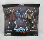 Marvel Legends Guardians Of The Galaxy Vol. 2 Star Lord And Ego Two Pack Hasbro