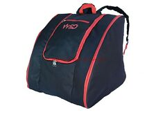 Ski Snowboard Boots Backpack $9.99 oversized black/red New