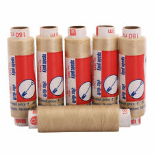 196 Yard Polyester Beige Colour Threads Supplies Machine Embroidery Industrial
