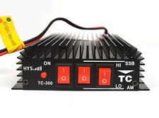 TC-300 HF Power Amplifier with FM AM SSB CW Work Mode For ham two way radio